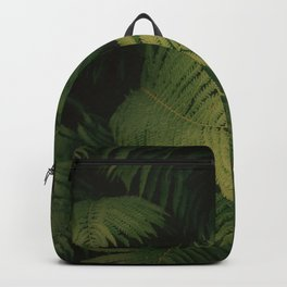 Nature Leaves Backpack