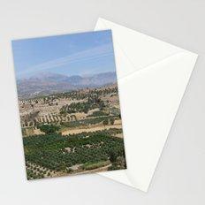 Crete Landscape Stationery Cards