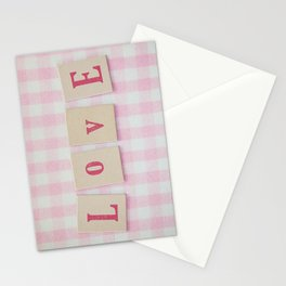 Love You More Stationery Cards