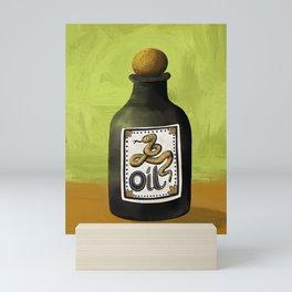 Snake Oil Mini Art Print