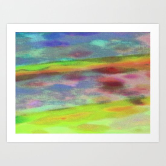 Early Spring Number Two Art Print