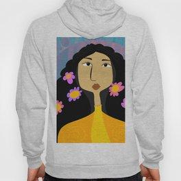Flower Girl Hoody