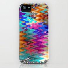 Zig Zag Slim Case iPhone (5, 5s)