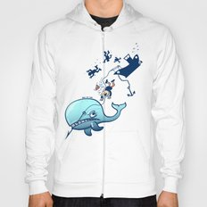Whales are Furious! Hoody