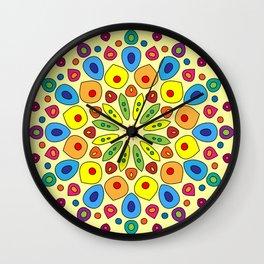 SUN IS THE REASON Wall Clock
