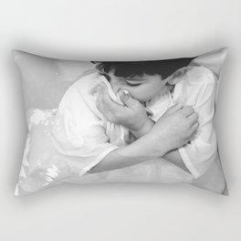 Baptism of Ben Rectangular Pillow