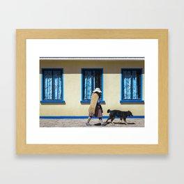 Chola Framed Art Print
