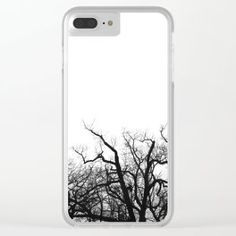 Winifred Clear iPhone Case