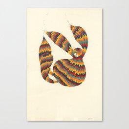 A Trifle High Canvas Print