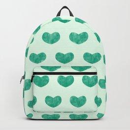 Cute Hearts V Backpack