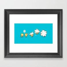 Microwavolution  Framed Art Print