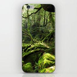 XING NATURE iPhone Skin