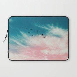 EVENING BIRDS Laptop Sleeve