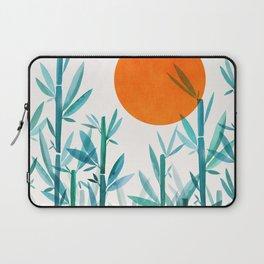 Zen Garden Sunset Laptop Sleeve