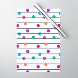 Dotty + Breton Wrapping Paper