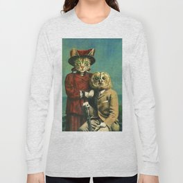 The Owl And The Pussy Cat Long Sleeve T-shirt