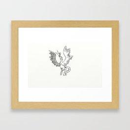 Japhet Framed Art Print