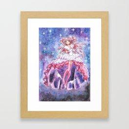 Madoka Magika Framed Art Print