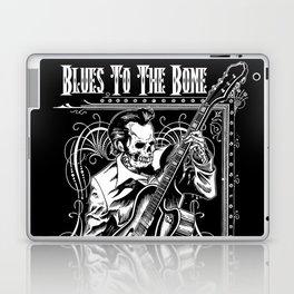 Blues to the Bone Rockabilly Laptop & iPad Skin