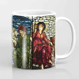 "Edward Burne-Jones ""Stained glass collection"" Coffee Mug"