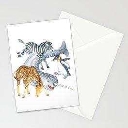 Hi Buddies Stationery Cards