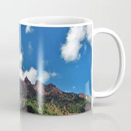 Pointing to the Sky Coffee Mug