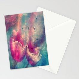 Tulip Birdys Stationery Cards
