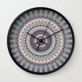 Mandala 275 Wall Clock