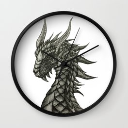 Jerry the Dragon Wall Clock