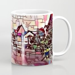 Nuremberg River View Coffee Mug