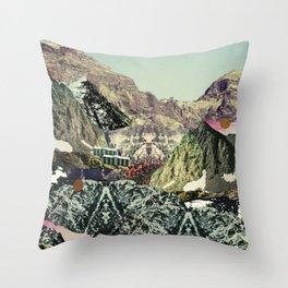 Whole New World Throw Pillow