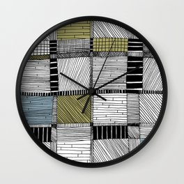 I love Maija! Wall Clock