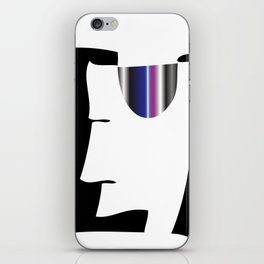 side face iPhone Skin