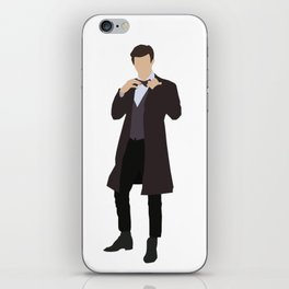 Eleventh Doctor: Matt Smith iPhone Skin