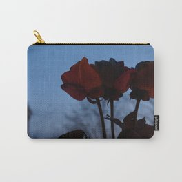Roses at Dawn Carry-All Pouch