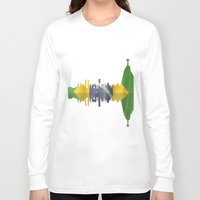 rio Long Sleeve T-shirts featuring Rio silhouette by South43