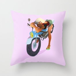 Killers Throw Pillow
