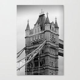 London ... Tower Bridge I Canvas Print