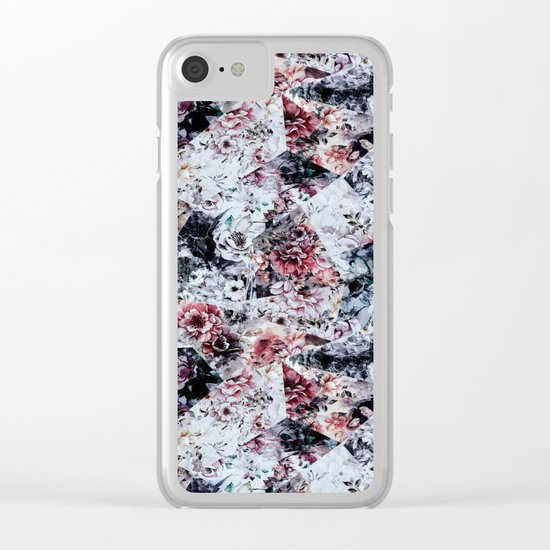 VSF018 Clear iPhone Case