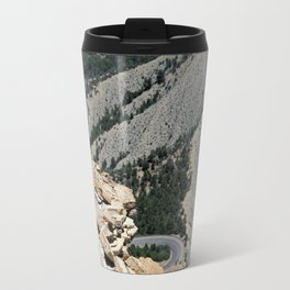View from top of Mesa Verde Travel Mug