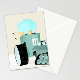 Karen form Chicks & Wheels Stationery Cards
