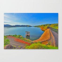 Lake Arygle Canvas Print