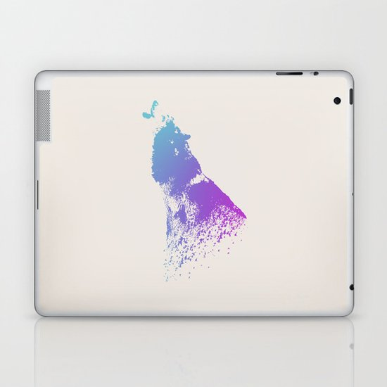 The Beginning Laptop & iPad Skin