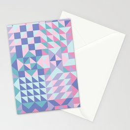Little Geo Stationery Cards