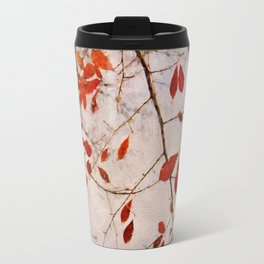 Leaves of Autumn Travel Mug