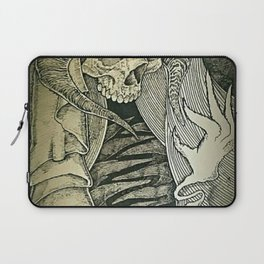 The summoning Laptop Sleeve