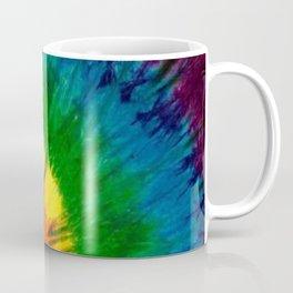 Peace, Love and C19 ~ Please Stay 6 Feet Away Coffee Mug