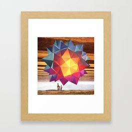 Welcome To The New World IX Framed Art Print