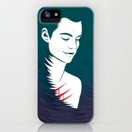 Teen Wolf Stiles Stilinski iPhone Case