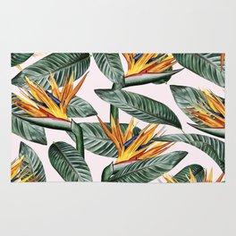 Bird Of Paradise Pattern #society6 #decor #buyart Rug